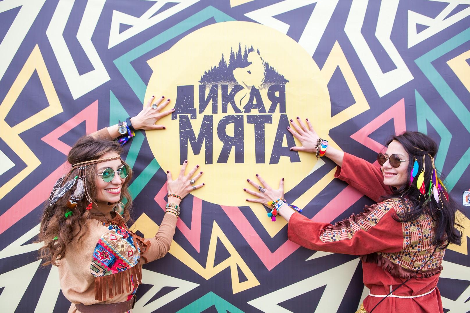 Стало известно расписание выступлений на фестивале «Дикая Мята»