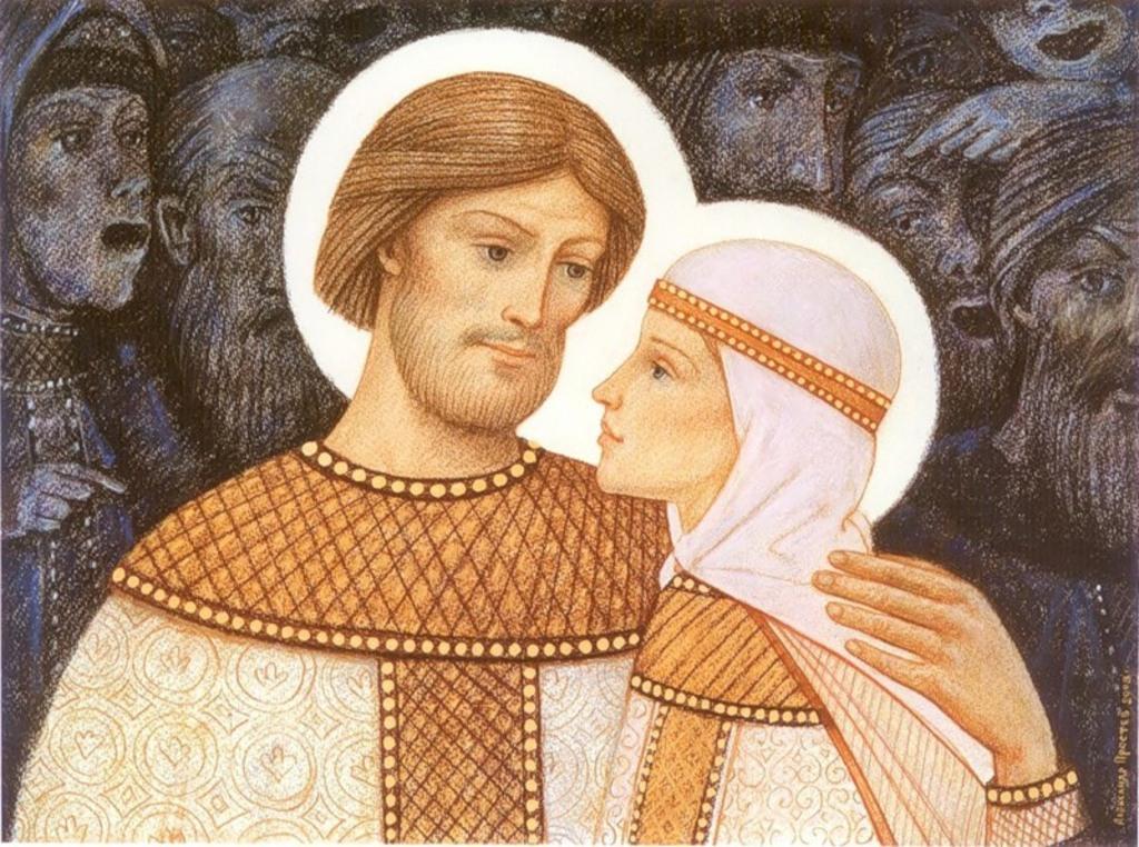 В Калуге отметят День семьи, любви и верности