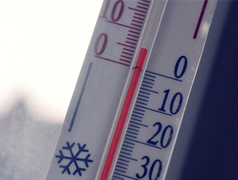 Калужан ожидает аномальное похолодание