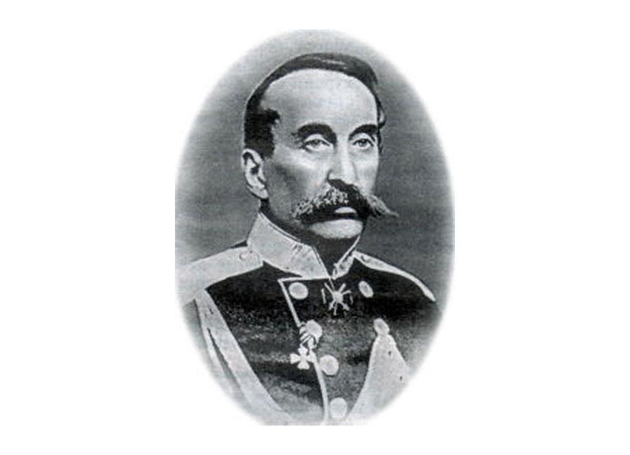 В 1802 году родился калужский губернатор и граф Егор Петрович Толстой