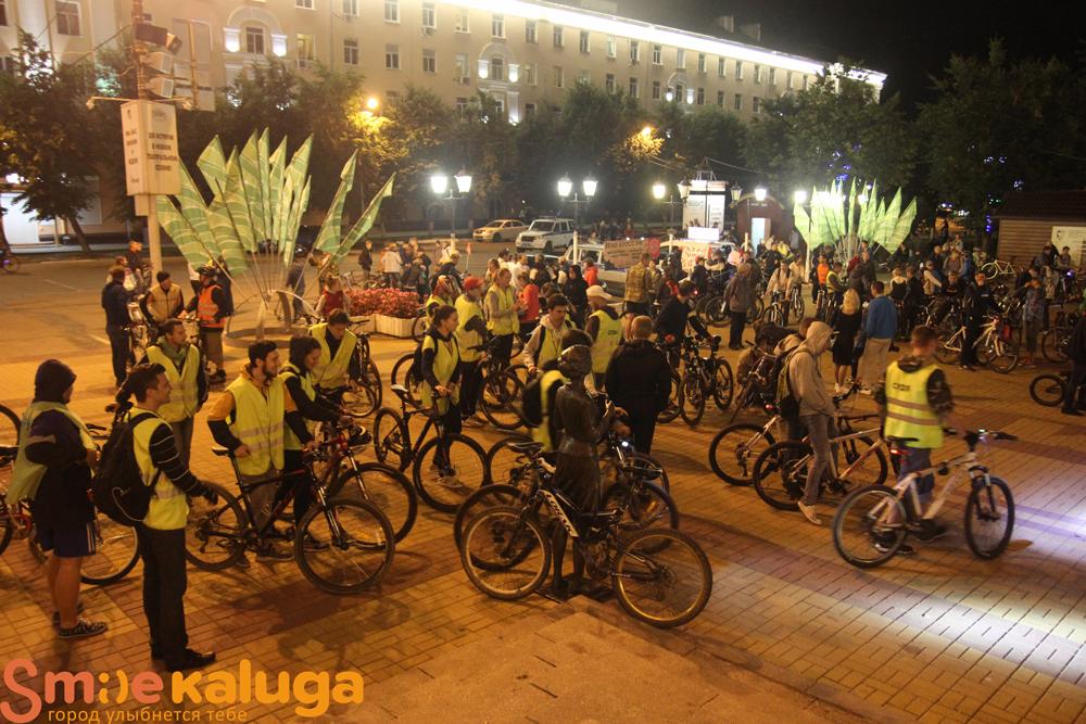 Традиционный велопробег пройдет ко Дню города