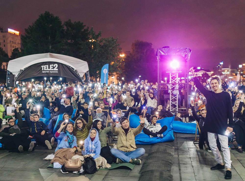 В Калуге пройдет Всемирный фестиваль уличного кино