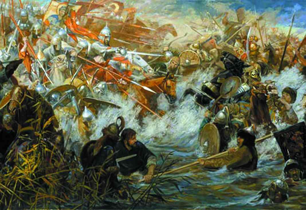 В Калужской области состоится автопробег к 639-ой годовщине Куликовской битвы