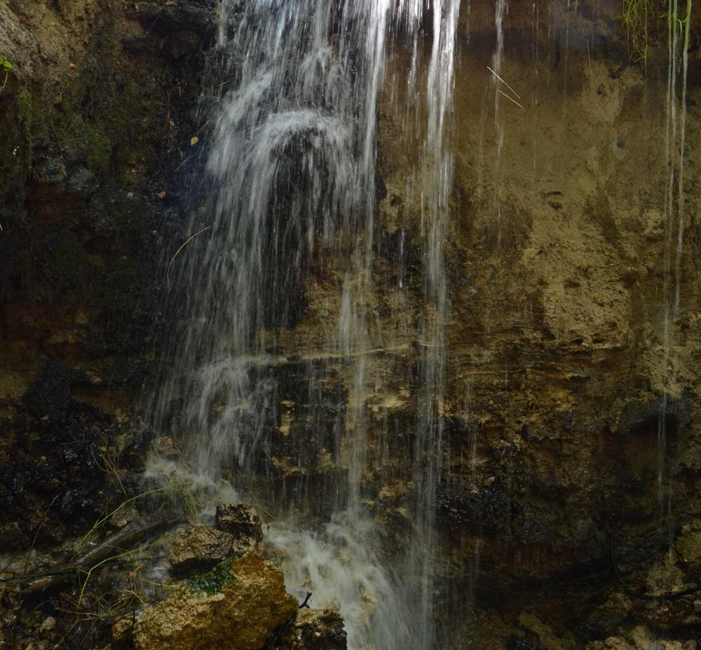 Водопад в Калужской области стал памятником природы