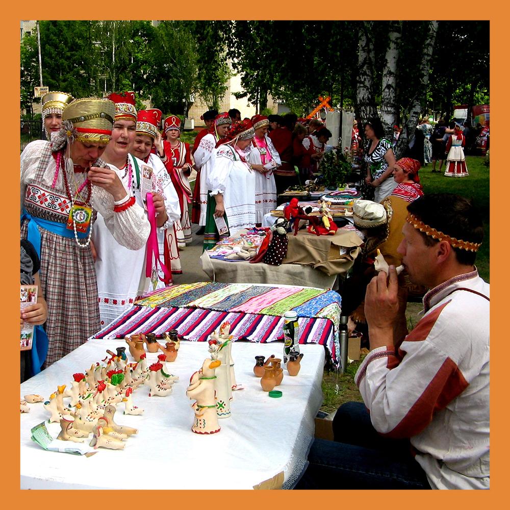 Калужан приглашают принять участие во Флэшмобе
