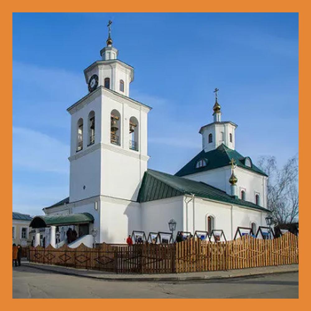 Завершено восстановление Храма в Полотняном Заводе
