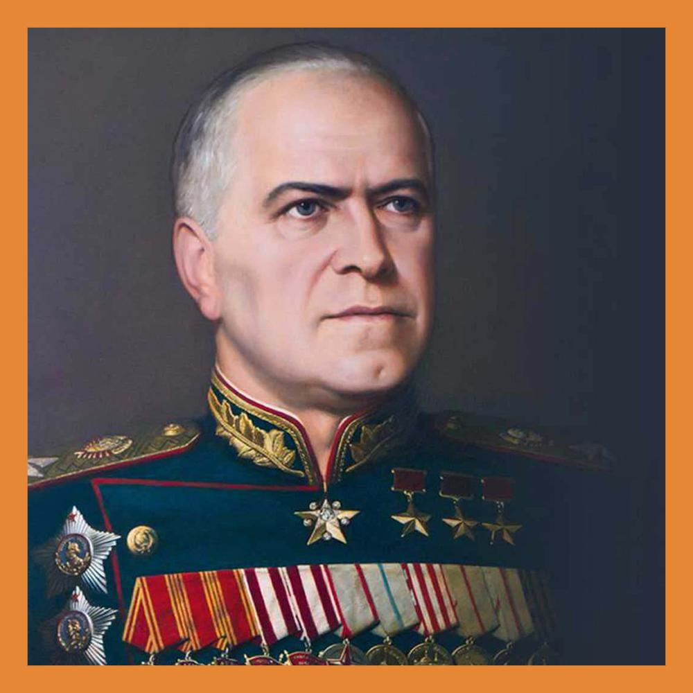 В Жукове отметили 123-летие со дня рождения Маршала Победы