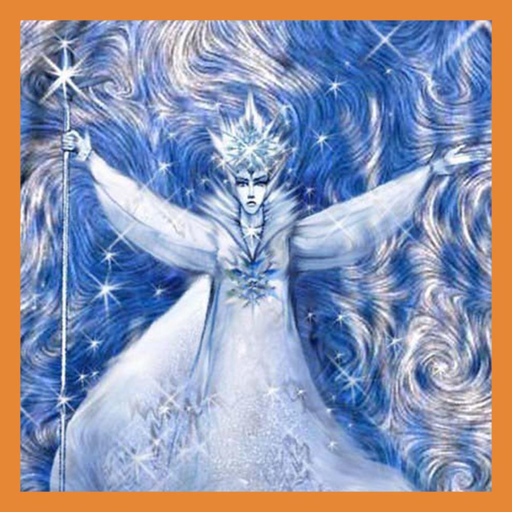 Новогодний спектакль «Снежная королева» на Арене КТЗ
