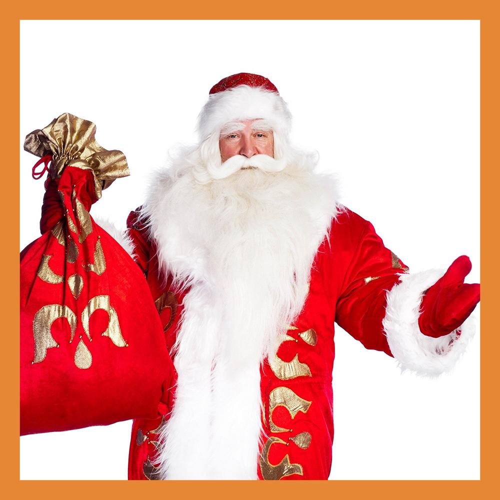 В воскресенье в свою Резиденцию прибудет Калужский Дед Мороз