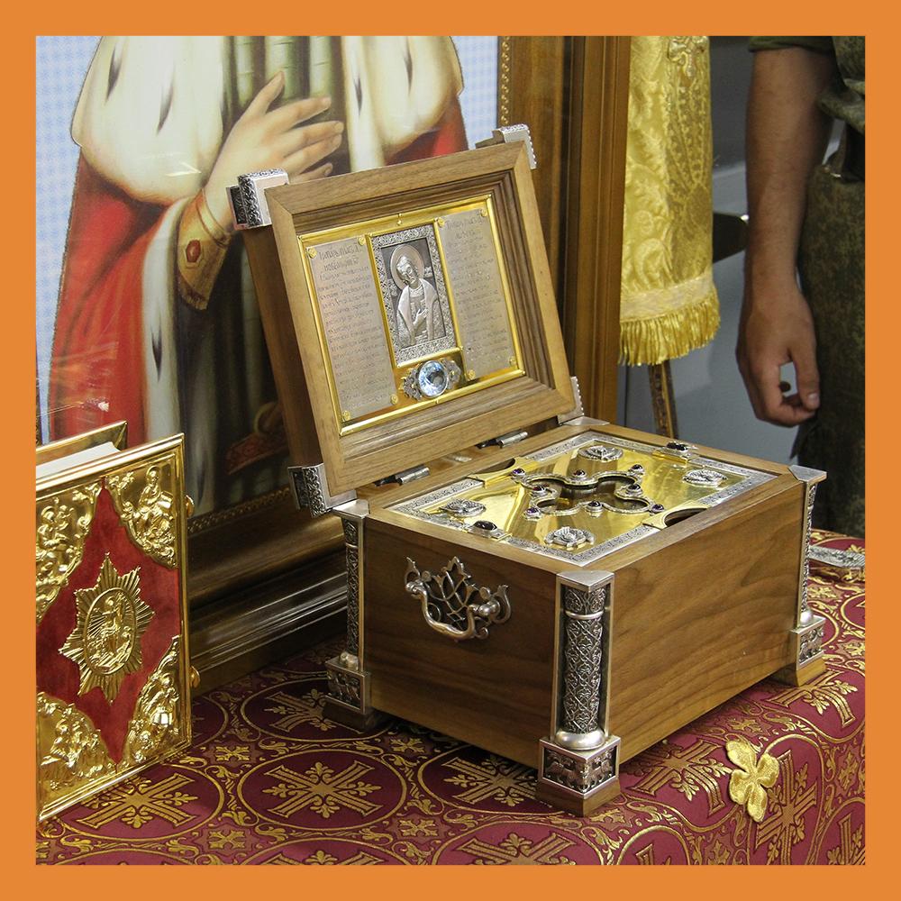 Мощи Александра Невского привезут в калужский храм