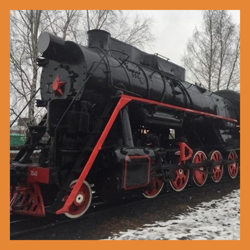 Старинный локомотив станет калужским памятником