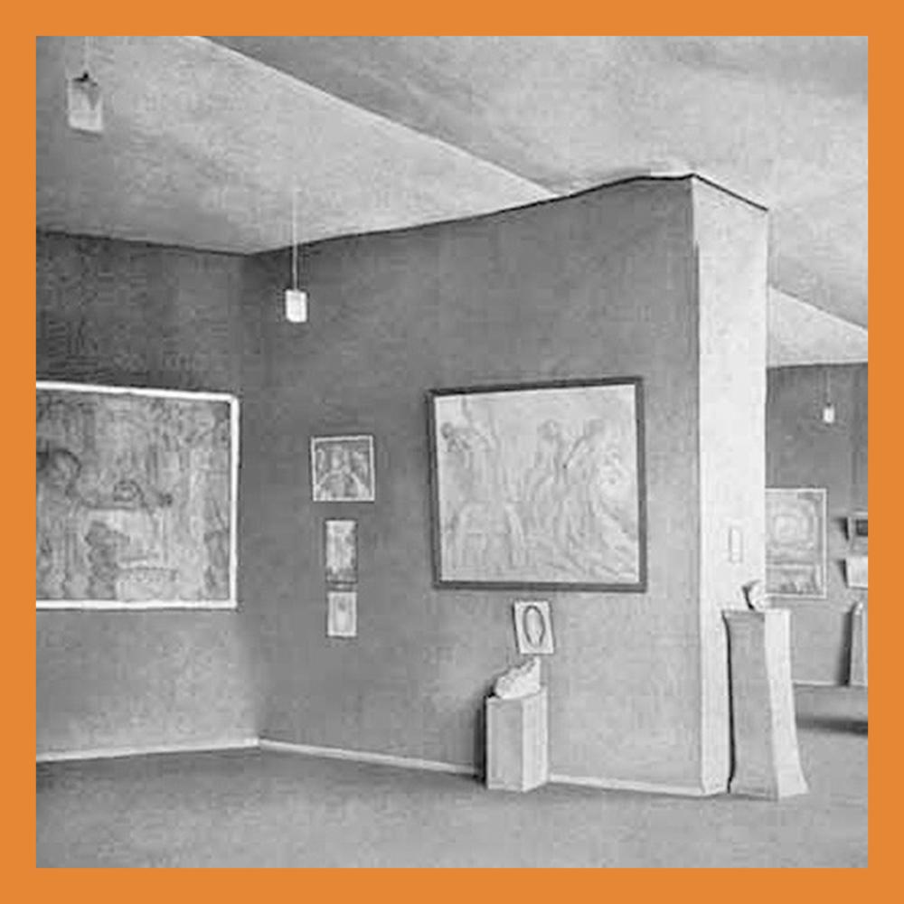 В 1899 году в Калуге была проведена первая выставка картин