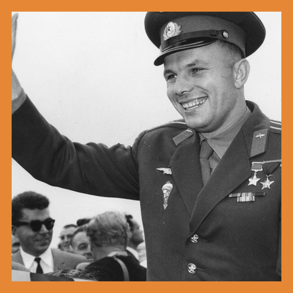 9 марта — День рождения Первого космонавта Земли