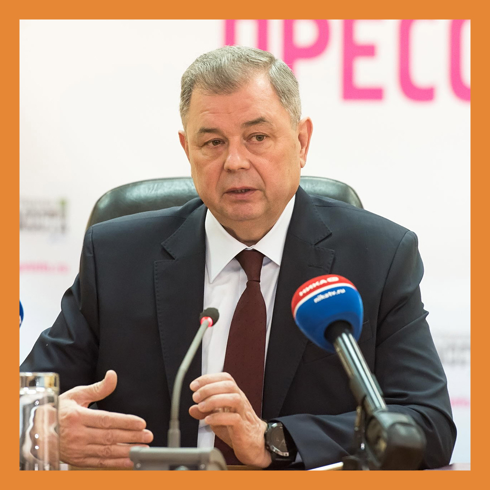 Анатолий Артамонов стал Почётным гражданином Калужской области