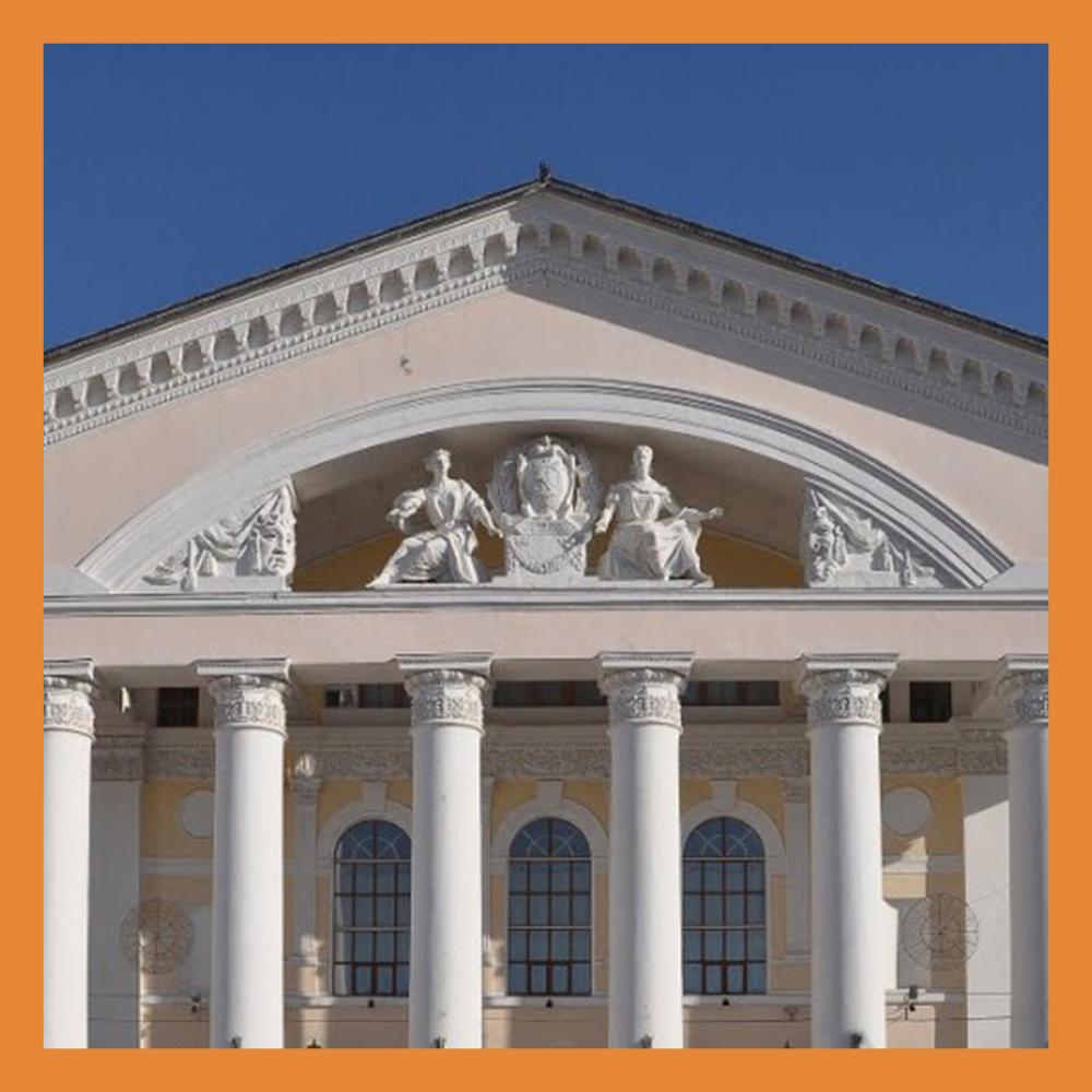 Калужский драматический театр транслирует спектакль «Двенадцатая ночь»