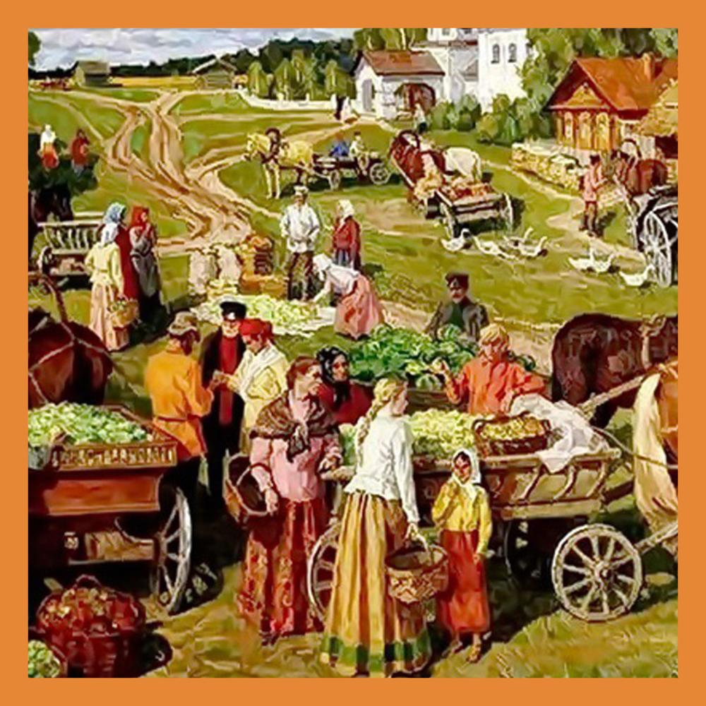 Праздник «Осенины» состоится в Доме мастеров