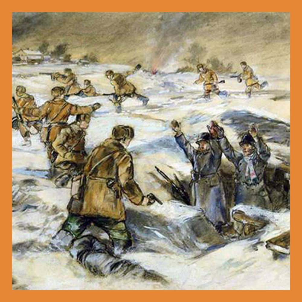 Выставка картины «Взятие Калуги» откроется в Художественном музее