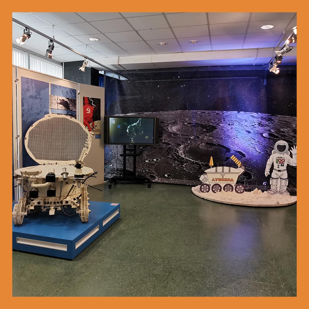 В Музее истории космонавтики начала работу новая выставка
