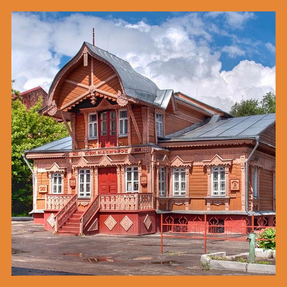 Дом мастеров превратиться в Резиденцию Параскевы — покровительницы калужских мастеров