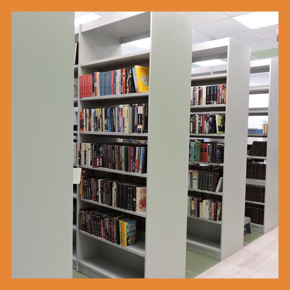 В Калужской области открыли еще одну библиотеку нового поколения