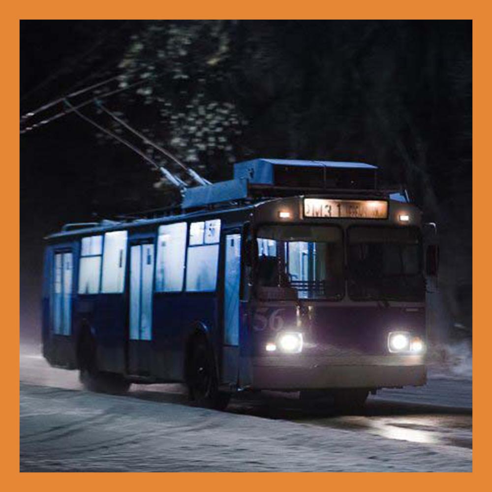 Стало известно расписание общественного транспорта в новогоднюю ночь и на Рождество