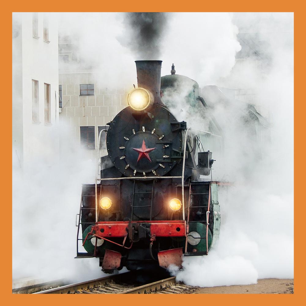 В Новогоднюю столицу России направляется ретропоезд