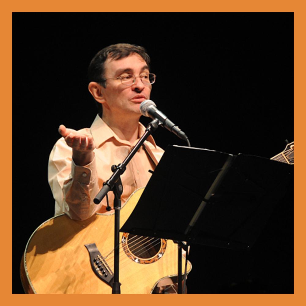 Тимур Шаов выступит в Доме музыки