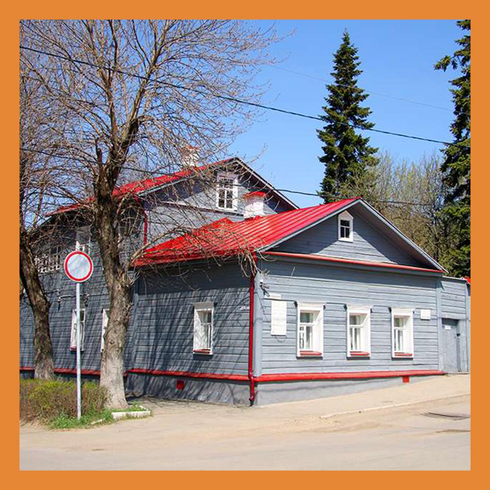 Дом Циолковского будет отреставрирован