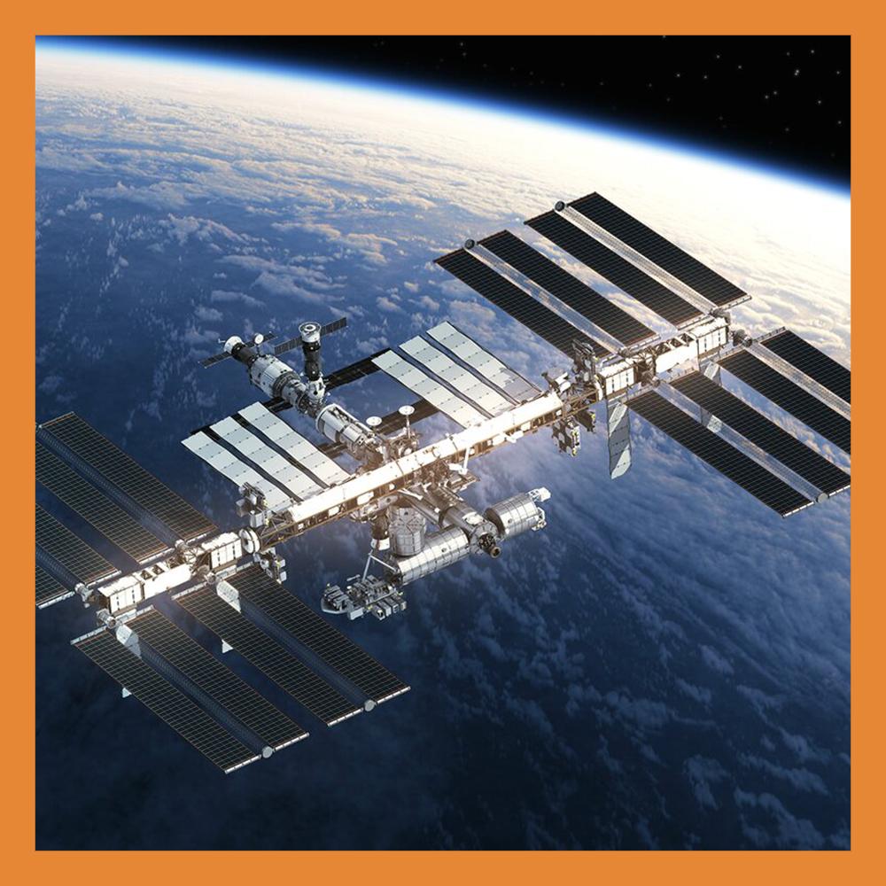Калужские школьники общались с космонавтами МКС