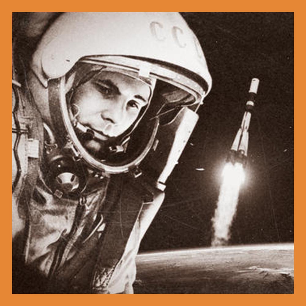 Сегодня отмечается 60-летняя годовщина первого полета человека в космос