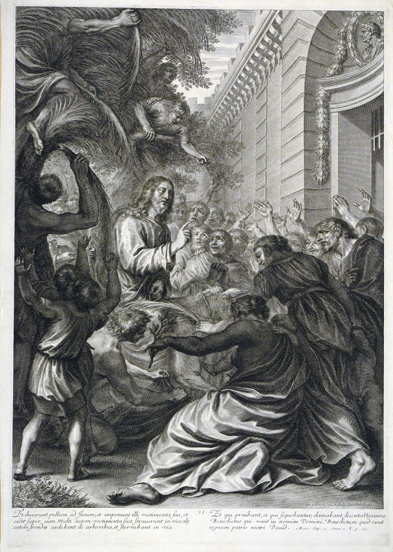 Выставка Грегуара Юре «Страсти Христовы». КМИИ