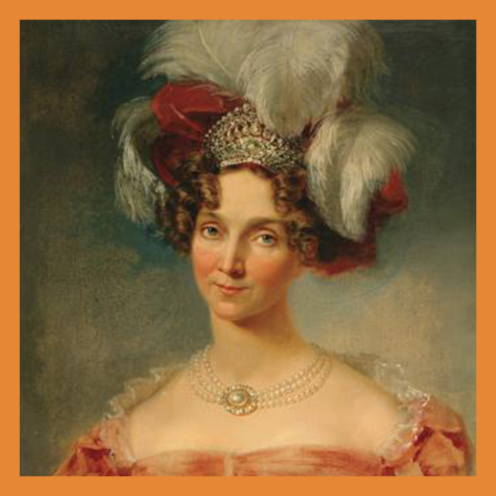 Выставка картины «Портрет императрицы Елизаветы Алексеевны» откроется в КМИИ