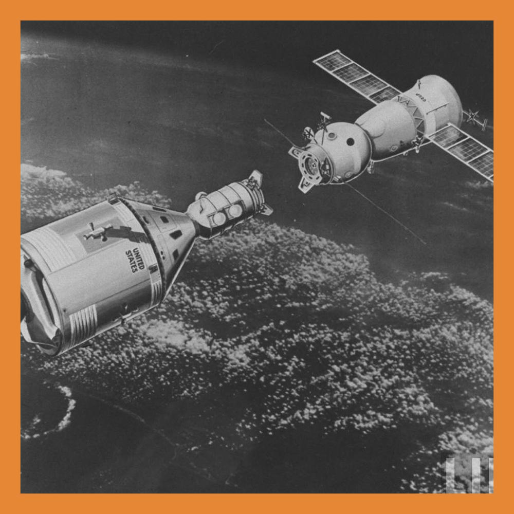 В Калуге открывается композиция «Союз-Аполлон»