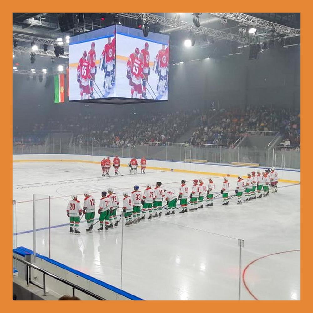 В Калуге открылся Дворец спорта «Центральный»