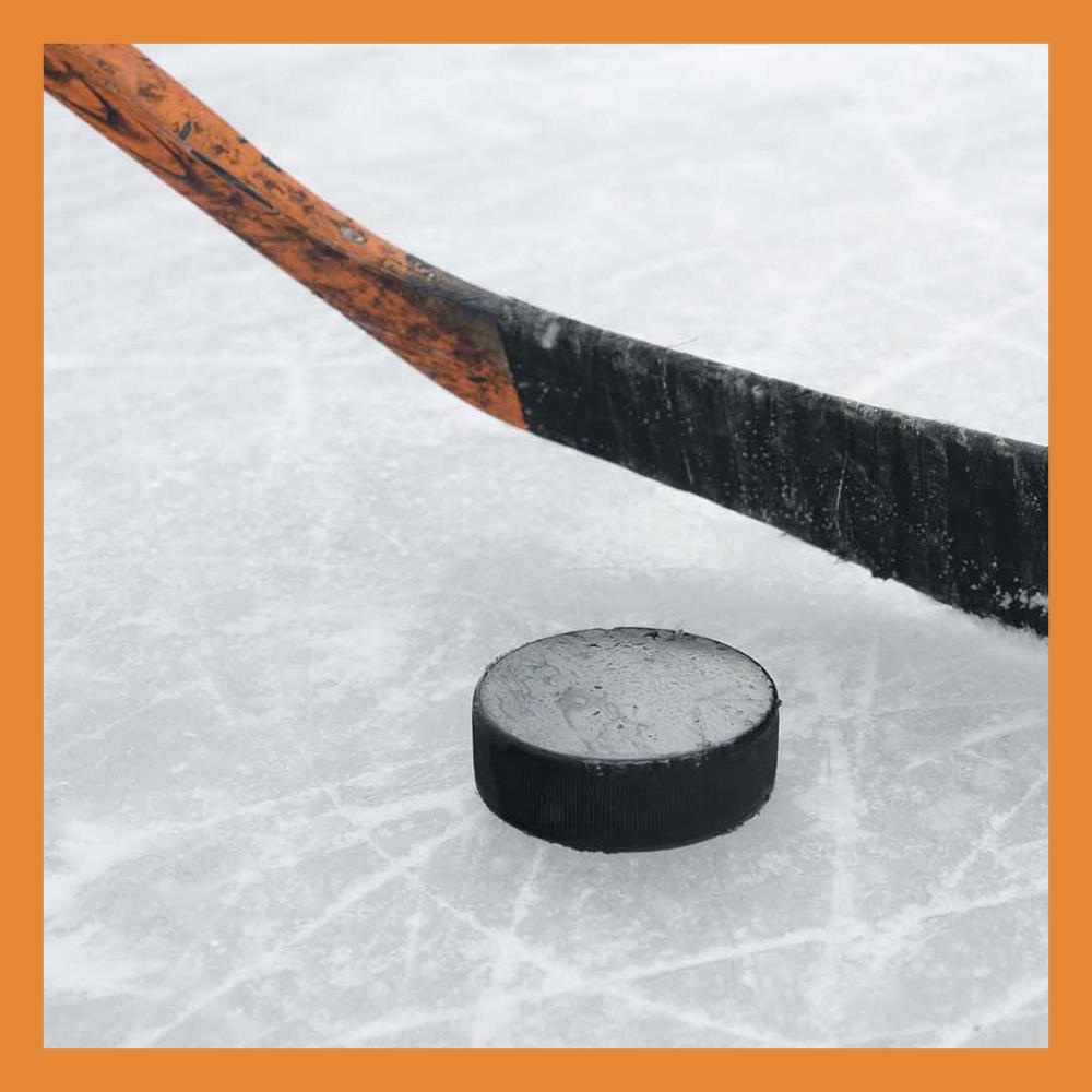 В Калужском Дворце спорта прошли первые хоккейные матчи